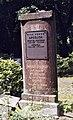 Tombstone of the German Egyptologist Heinrich Brugsch.jpg