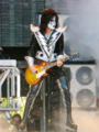 Tommy Thayer, Kiss Sauna Open Air 2010.png