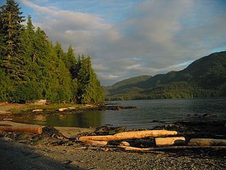 Southeast Alaska - The Tongass National Forest, near Ketchikan