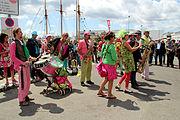 Tonnerres de Brest 2012 Fanfare A bout de souffle 004.jpg