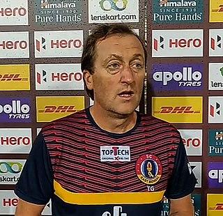 Tony Grant (English footballer) English footballer and coach