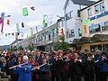 Torghattfestivalen - Samlekorpsdefilering.jpg