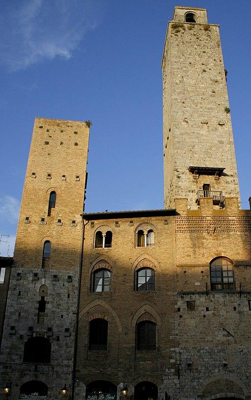 LaRognosa, il Palazzo vecchio del Podestà