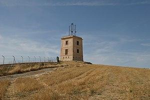 9d00c8c36662c Panorámica de torre óptica de Adanero