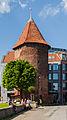 Torre del Cisne, Gdansk, Polonia, 2013-05-20, DD 01.jpg