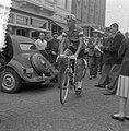 Tour de France , in Charleroi, de Nederlandse ploeg. Daan de Groot, Bestanddeelnr 908-7402.jpg