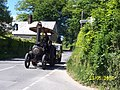 Traction Engine passing through Lamerton - geograph.org.uk - 448113.jpg