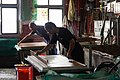 Traditional paper making Goang Xing Paper Mill Taiwan 02.jpg