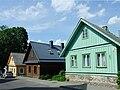 Trakai-Karäer Holzhäuser.jpg