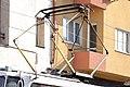 Tram in Sofia near Central mineral bath 2012 PD 038.jpg