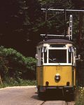 Tram nr. 5, Die Kirnitzschtalbahn, July 1992 - Flickr - sludgegulper (cropped 4-5).jpg