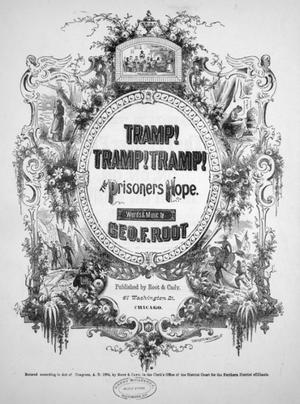 Tramp! Tramp! Tramp! - Image: Tramp Tramp Tramp 1864