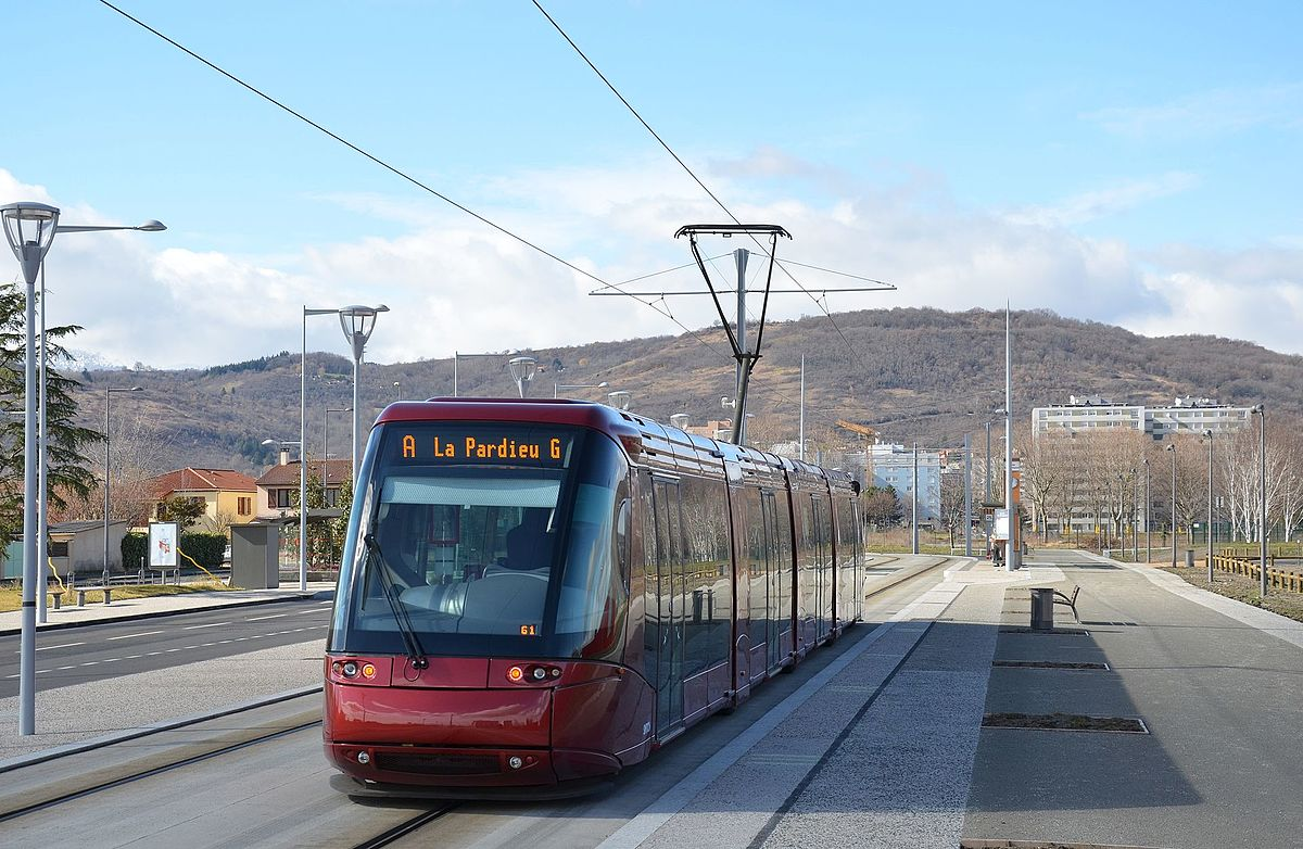 tramway de clermont ferrand wikip dia. Black Bedroom Furniture Sets. Home Design Ideas