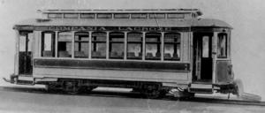 Federico Lacroze - Image: Tranvía Brill Semi Convertible (truck Radiax 11ft wheelbase) Revista Brill (Lacroze Tramway Rural)