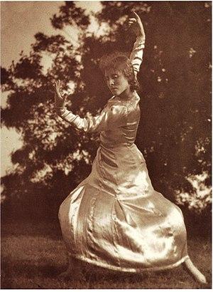 Hilde Holger - Hilde Holger in 1926