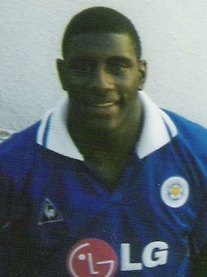 Trevor Benjamin - Benjamin during his time at Leicester City.