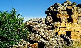 Denizli Province - Ruins of Tripolis of Phrygia near Yenicekent