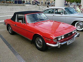 Triumph Stag - 1972 Stag