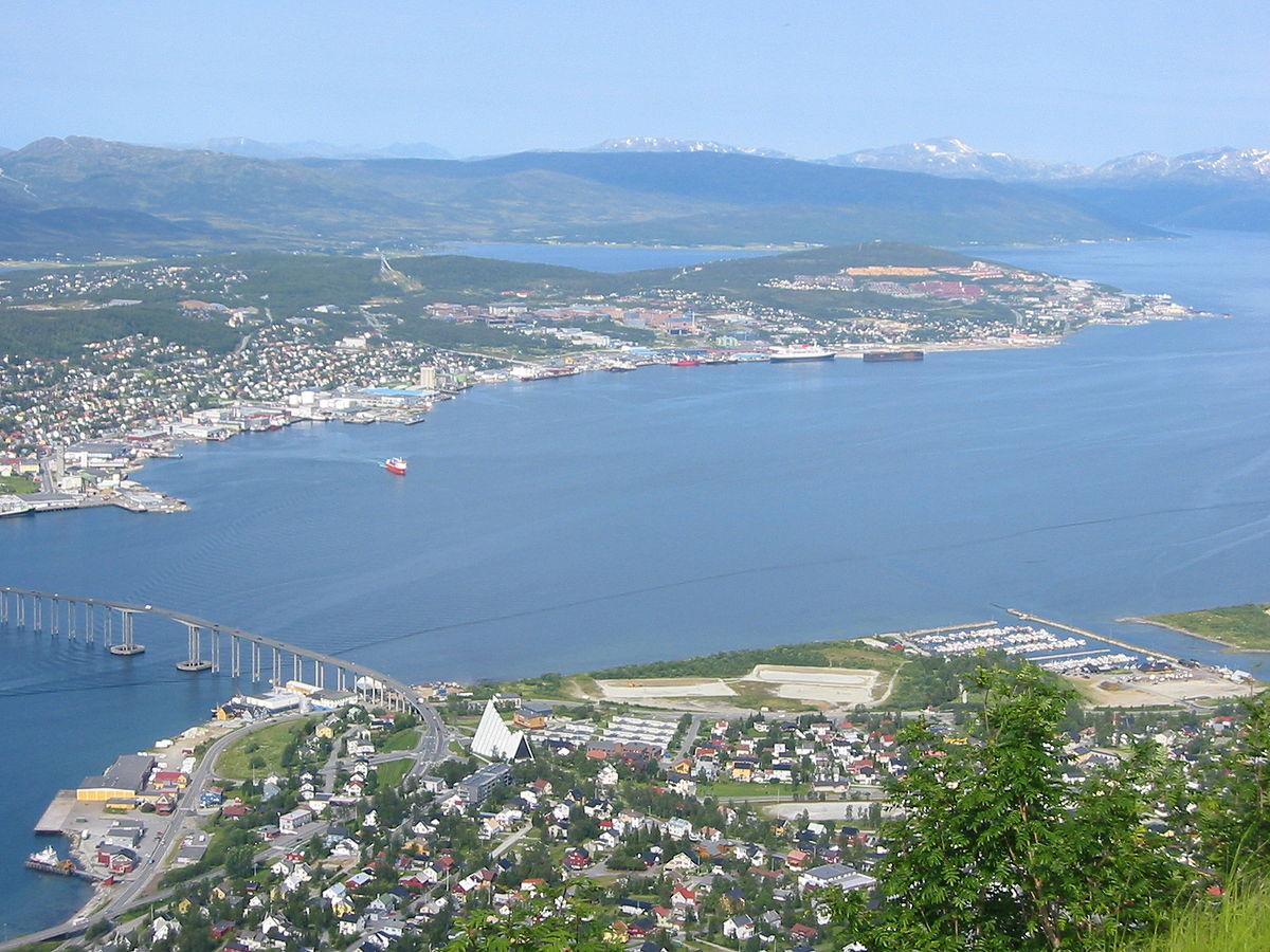 Europavei 8 (Norge) – Wikipedia