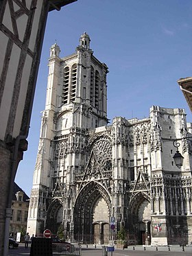 Image illustrative de l'article Cathédrale Saint-Pierre-et-Saint-Paul de Troyes