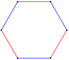Truncated triangle