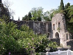Gantiadi - Basilica in Gantiadi (6th century AD)