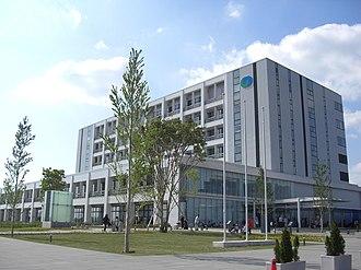 Tsukuba, Ibaraki - Tsukuba City Hall
