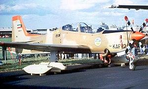 Short Tucano - Kuwait Air Force Tucano Mk.52