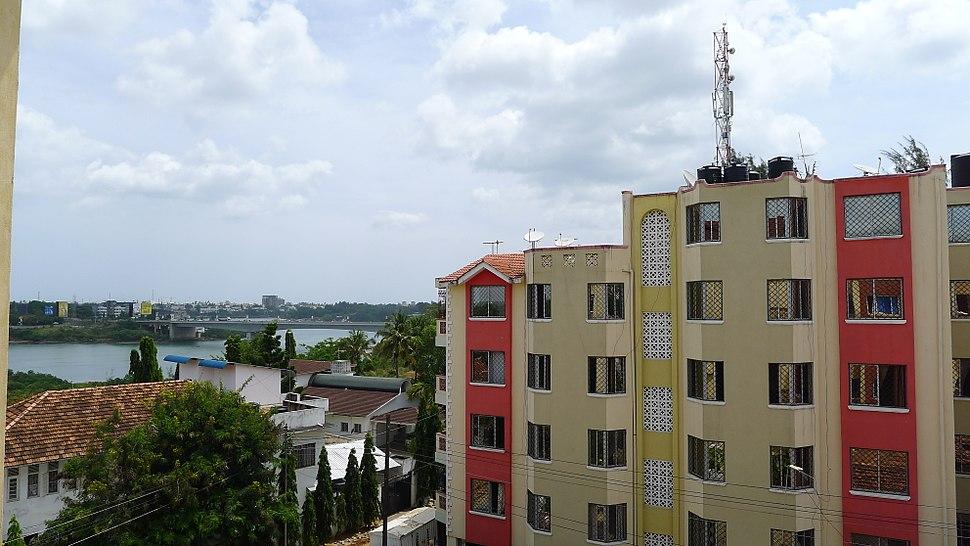 Tudor, Mombasa