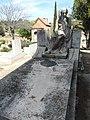 Tumba de Alfredo Flórez González, cementerio civil de Madrid 01.jpg