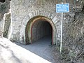 Tunnel - the first of three - geograph.org.uk - 1716372.jpg