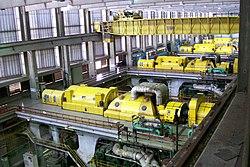 Resultado de imagen para unidad 6 de la central Costanera