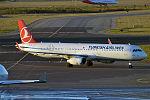 Turkish Airlines, TC-JSI, Airbus A321-231 (22205927102).jpg