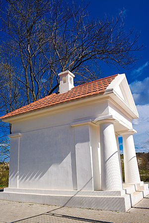 Tuskulėnai Manor - Chapel of St. Theresa