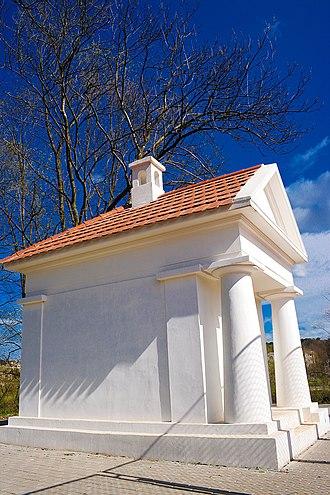 Tuskulėnai Manor - Chapel of St. Theresa