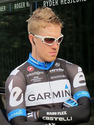 Tyler Farrar - Farrar at the 2011 Gent–Wevelgem