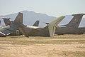U.S. Air Force Lockheed C-141 Starlifter Being Broken Up (8392173132).jpg