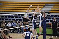 UFV men's volleyball vs Cap Nov 7 2014 56 (15759028431).jpg