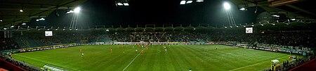 UPC-Arena Panorama