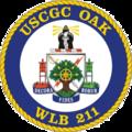 USCGC Oak (WLB-211) COA.png