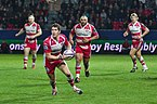 USO-Gloucester Rugby - 20141025 - James Hook.jpg