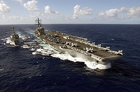 Image illustrative de l'article USS Ronald Reagan
