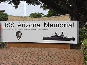 USS Arizona Memorial, Oahu, Hawaii, USA1.jpg