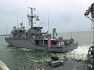 USS Black Hawk, 2004