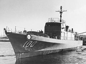 Tacoma Boatbuilding Company - USS Douglas (PG-100) at Tacoma Boatbuilding Company on 19 June 1970