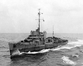 USS <i>Flaherty</i> (DE-135)