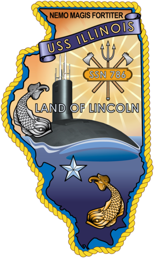 USS Illinois (SSN-786)