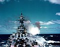 USS New Jersey (BB-62) firing 127 mm guns 1953.jpeg