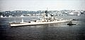 USS Wisconsin (BB-64) at New York City in 1991.jpg