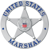 Resultado de imagen para escudo de los The U.S. Marshals